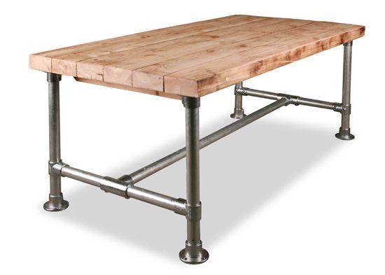 Packhus - Tube Table 160 x 80 cm