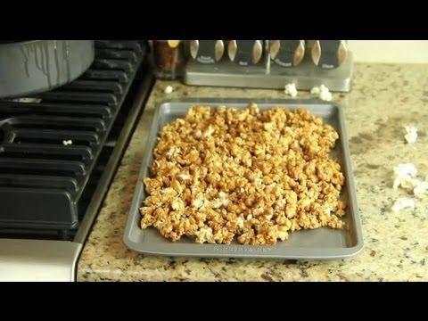 Sugar-Free Recipe for Caramel Corn : Recipes for Diabetics