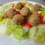 Polpette con peperoni - http://www.food4geek.it/le-ricette/secondi-piatti/polpette-con-peperoni/