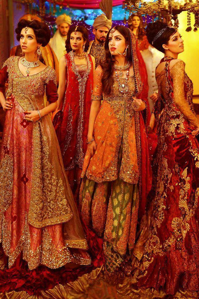 I love their Pakistani style!