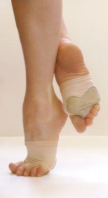 Dance Paws Original (Padded sole) DPP