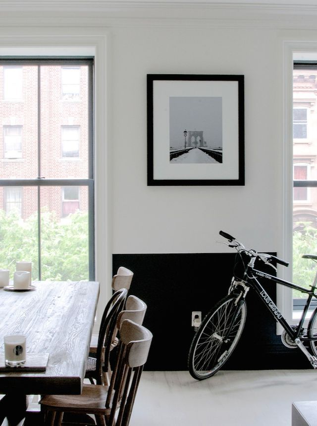 Check Out This Beautiful New York Brownstone | Dust Jacket | Bloglovin'
