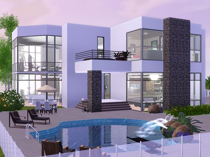 50 Best Images About Sims 4 Houses On Pinterest House