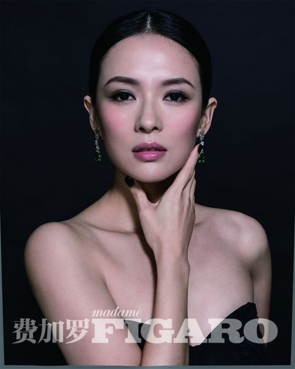 Kitty zhang topless nude pictorial — 10