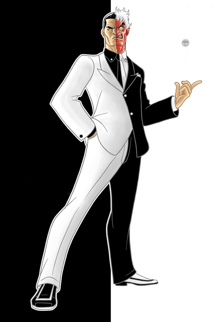 TWO-FACE Prestige Series by Thuddleston.deviantart.com on @deviantART