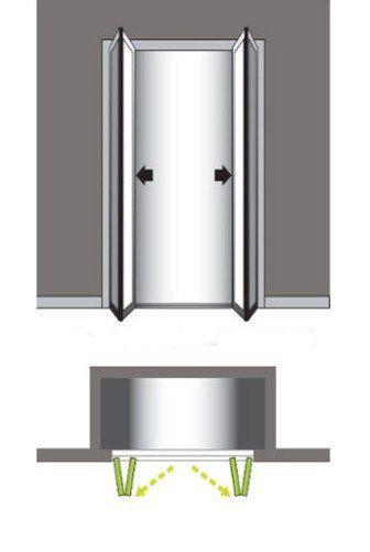 best 25 porte placard pliante ideas on pinterest porte. Black Bedroom Furniture Sets. Home Design Ideas
