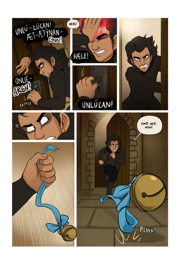 Mias and Elle Chapter4 pg18 by StressedJenny.deviantart.com on @DeviantArt