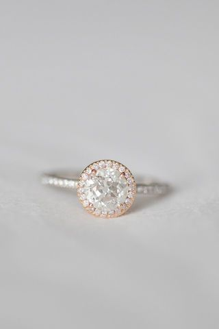 27 unique engagement ring ideas for the not so traditional bride: