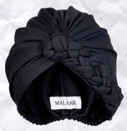 Malaak Turbans...a turban I don't have to tie