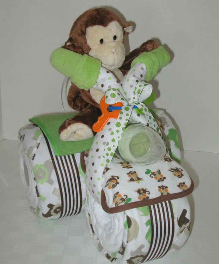 Baby Shower Gifts Romford ~ Diaper caketricycle trike baby shower gift by
