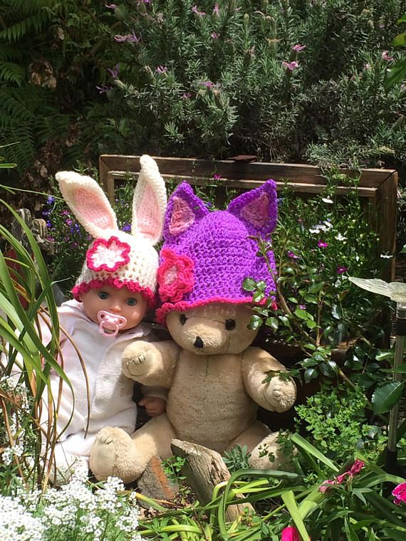 Crochet Pattern Hat for Toddlers Children and Adults