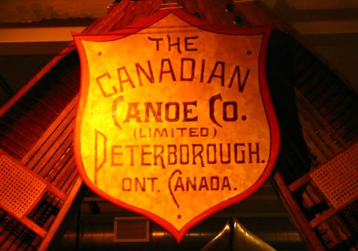 Canadian Canoe Co . Limited of Peterborough, Ontario, Canada