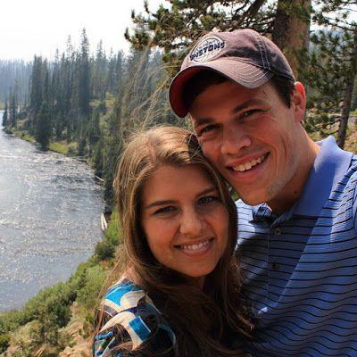 Michaela Bates and Brandon Keilen honeymoon
