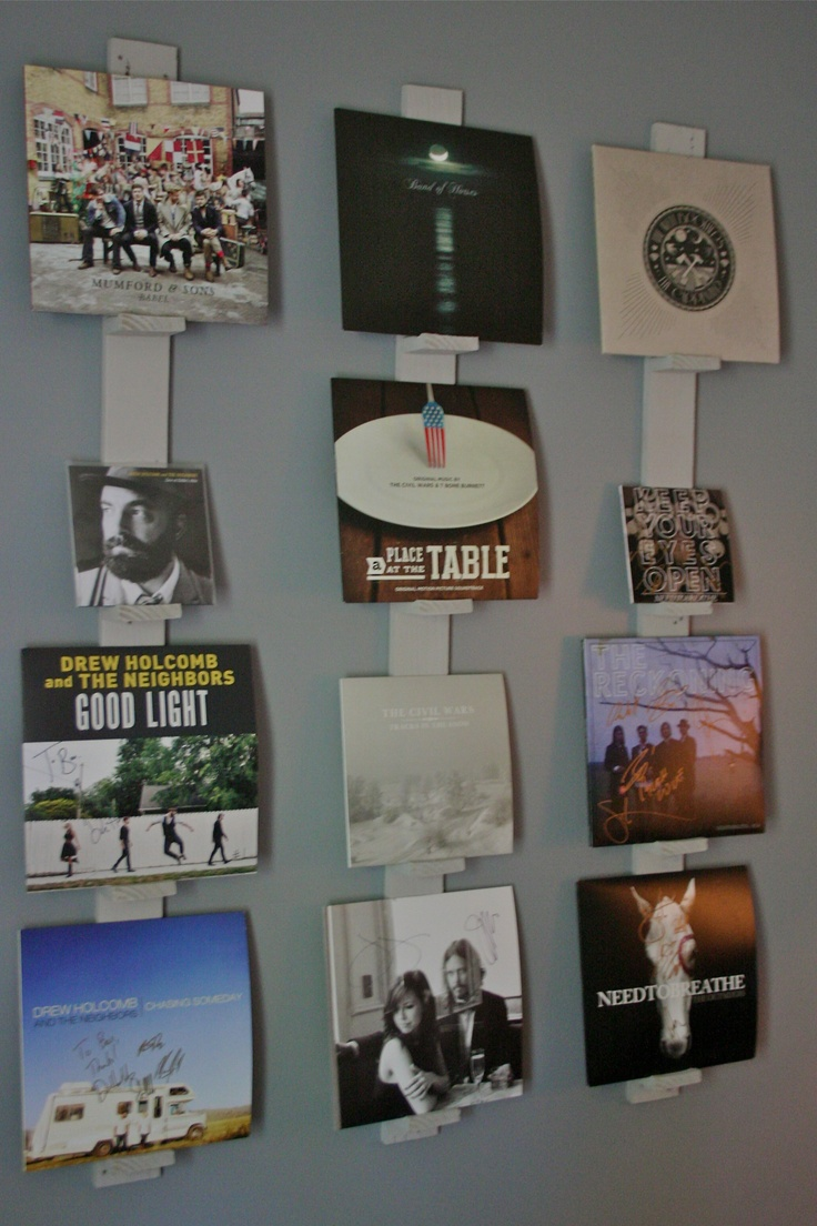 Vinyl record display Check out my newest display http ...