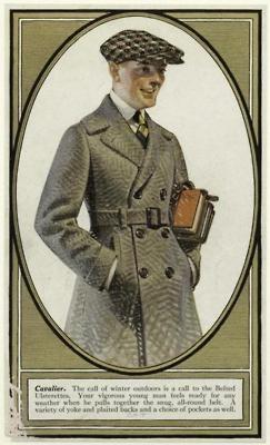 1910s beautiful outerwear.