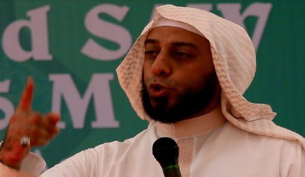 Syekh Ali Jaber: Aksi Bela Islam II Damai Awas 25 November Bisa Lebih Besar Lagi