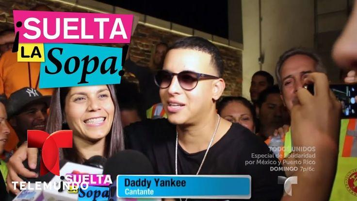 Daddy Yankee mandó mensaje a sus fans para apoyar a Puerto Rico   Suelta...