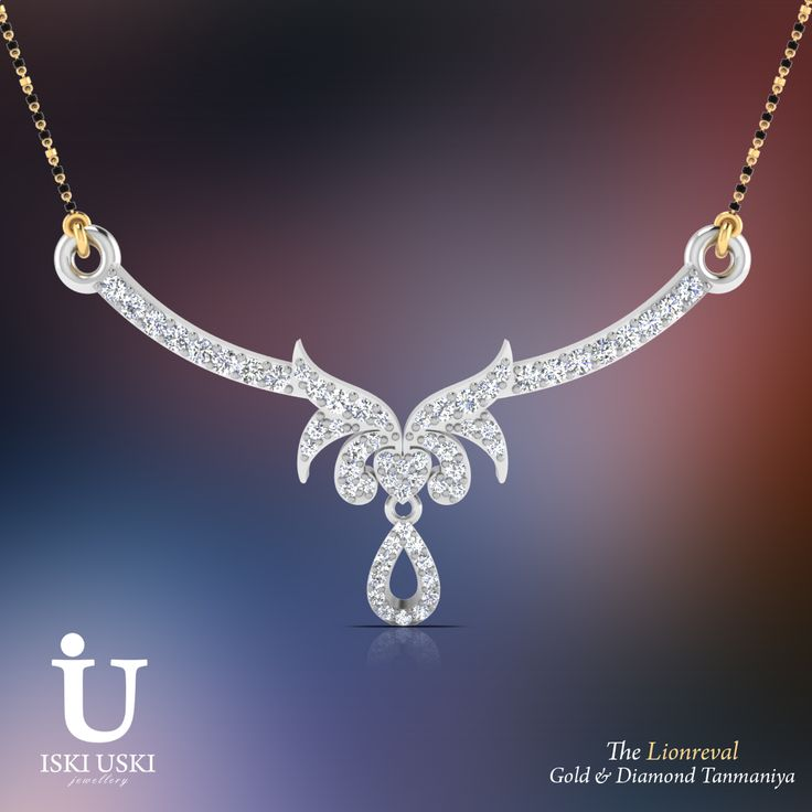 Buy diamond mangalsutra online..Choose from exclusive range of Designer Mangalsutra!!