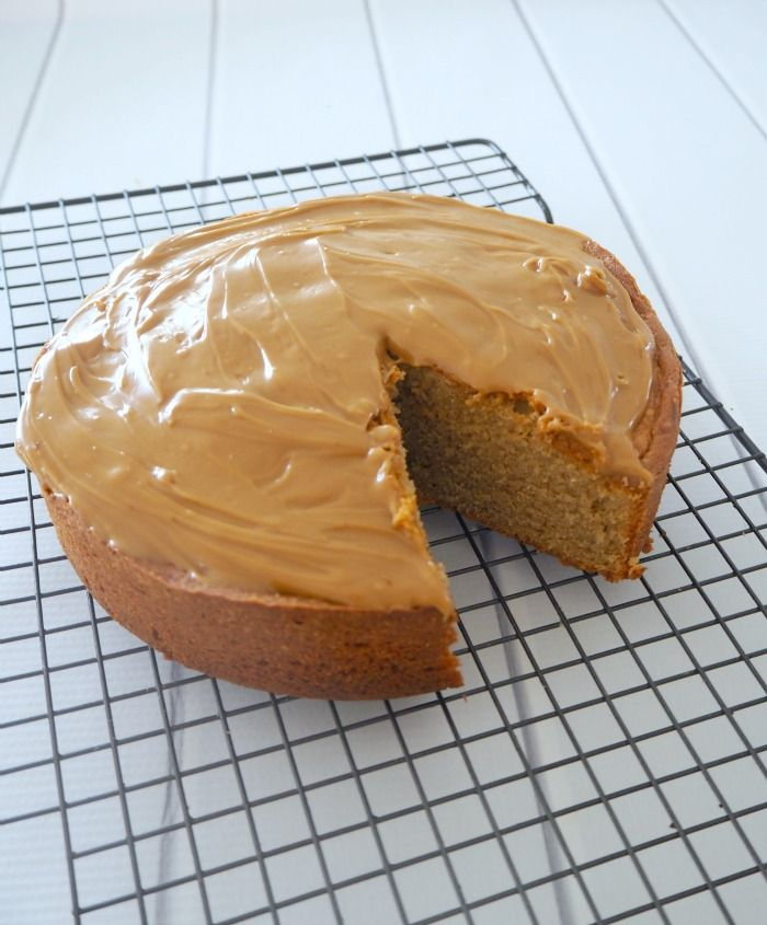 Two of my favourite things are coffee and cake - so it only made sense to combine them in this easy Thermomix Coffee Cake recipe!