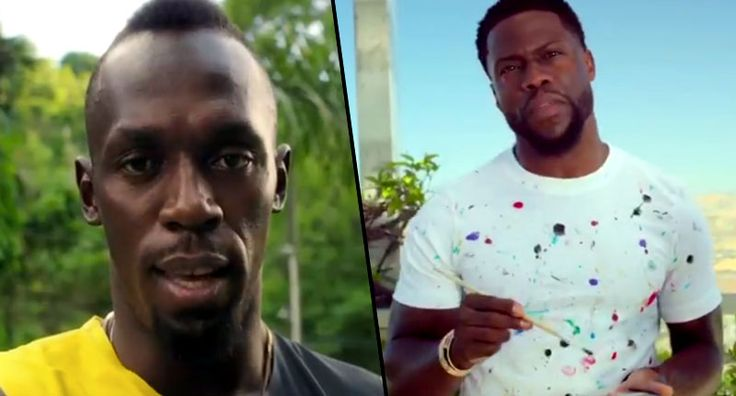 Usain Bolt And Kevin Hart's Beef Just Got Serious - https://buzznews.co.uk/usain-bolt-and-kevin-harts-beef-just-got-serious -