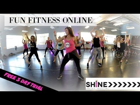 Online Dance Fitness Classes- Join Us! - YouTube