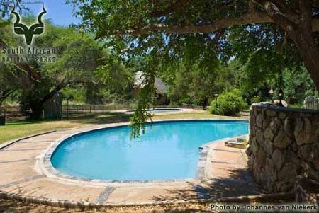 KNP - Skukuza - Pool