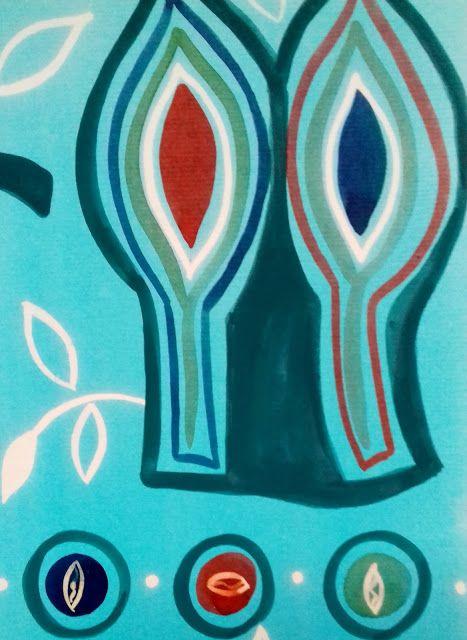#DOMINGOSILUSTRADOS: A LA MANERA DE MARIMEKKO. | Les Antònies