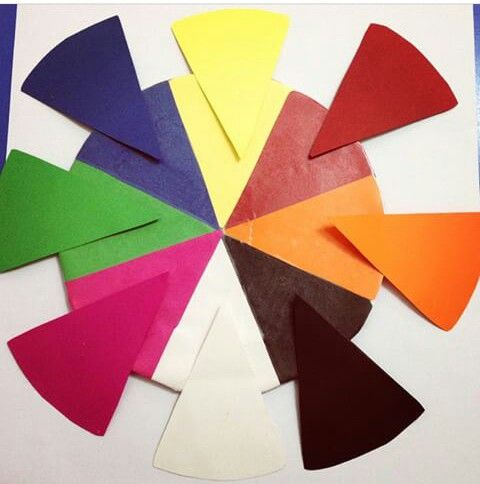 Renk eşleştirme oyunu