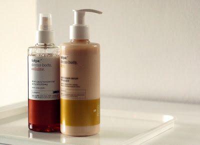 firma kokarda make up studio: Super Slim Fit Duo - Preparaty Tołpa Dermo Body Cellulite & Dermo Body Firm.