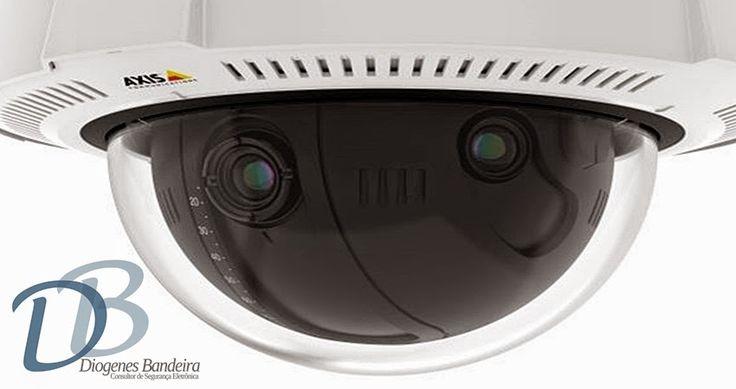 Blog do Diogenes Bandeira: Axis Communications lança novo modelo de câmera IP...