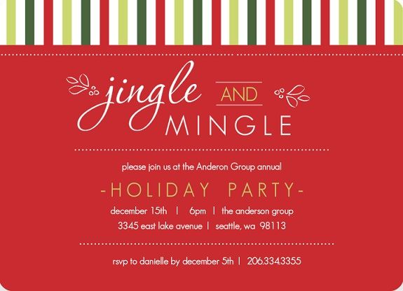 47 best images about invites – Template for Christmas Party Invitation