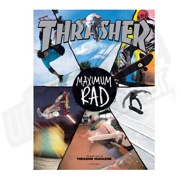 Livro - Thrasher Maximum Rad