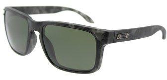 Oakley Holbrook Oo 9102 910258 Matte Black Sport Sunglasses.