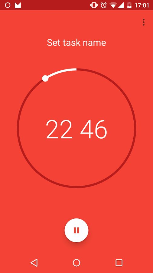ClearFocus: Pomodoro Timer Android App