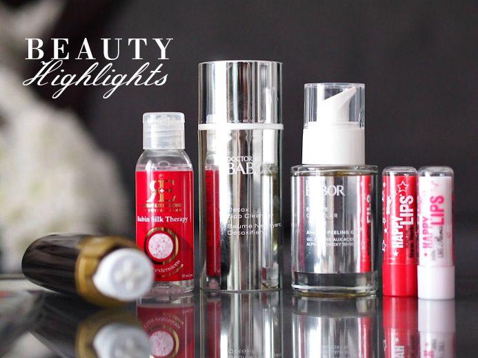 Beauty Highlight Oktober