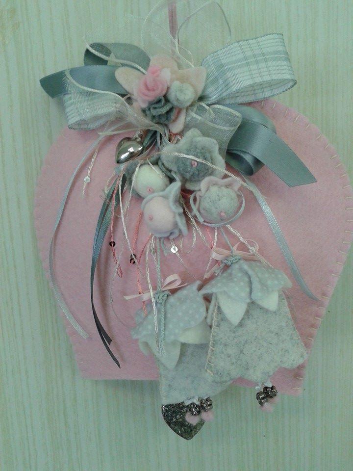 campana rosa - di Gianna