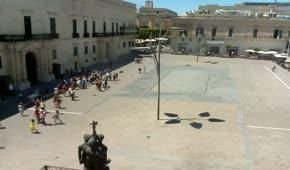 Valletta - St.George's Square, The Palace