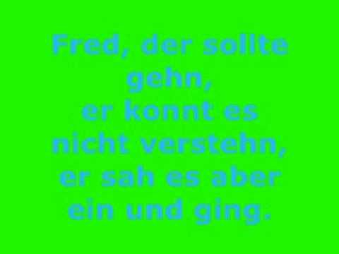 Fred vom Jupiter (neue Deutsche Welle)