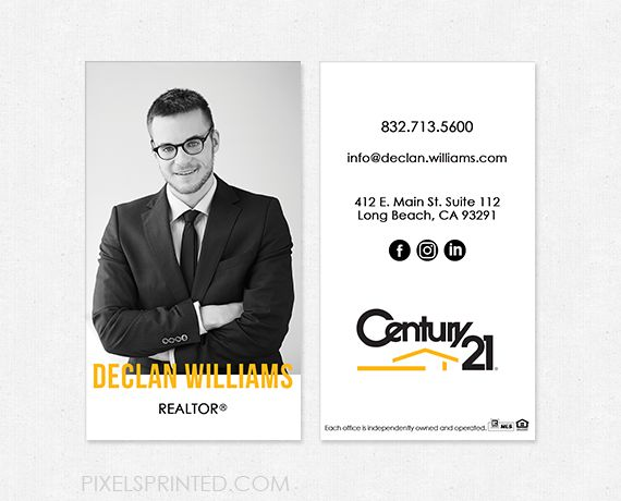 realtor business cards