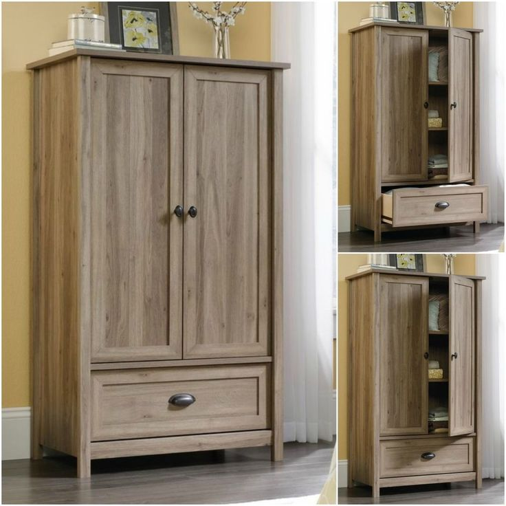 The 25+ best Armoire pantry ideas on Pinterest | Tv cabinet online ...