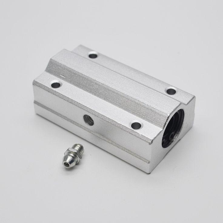 $12.38 (Buy here: https://alitems.com/g/1e8d114494ebda23ff8b16525dc3e8/?i=5&ulp=https%3A%2F%2Fwww.aliexpress.com%2Fitem%2FSC13LUU-SCS13LUU-Linear-Ball-Bearing-XYZ-Table-CNC-Router-1pc-For-13mm-Linear-Shaft%2F32734024173.html ) SC13LUU SCS13LUU Linear Ball Bearing XYZ Table CNC Router 1pc For 13mm Linear Shaft for just $12.38