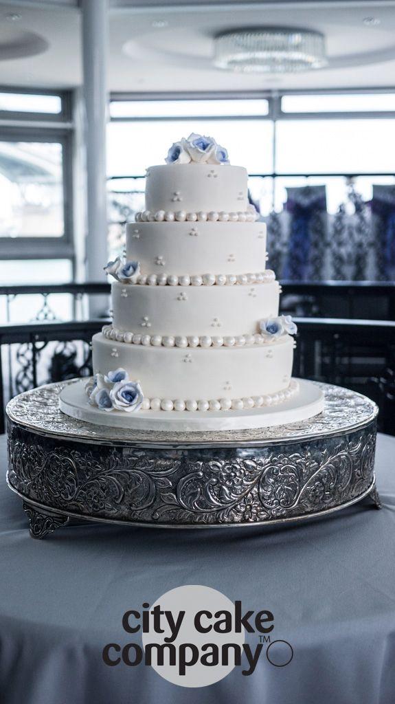 Wedding cake by City Cake Company, Mt Eden, Auckland, www.citycake.com