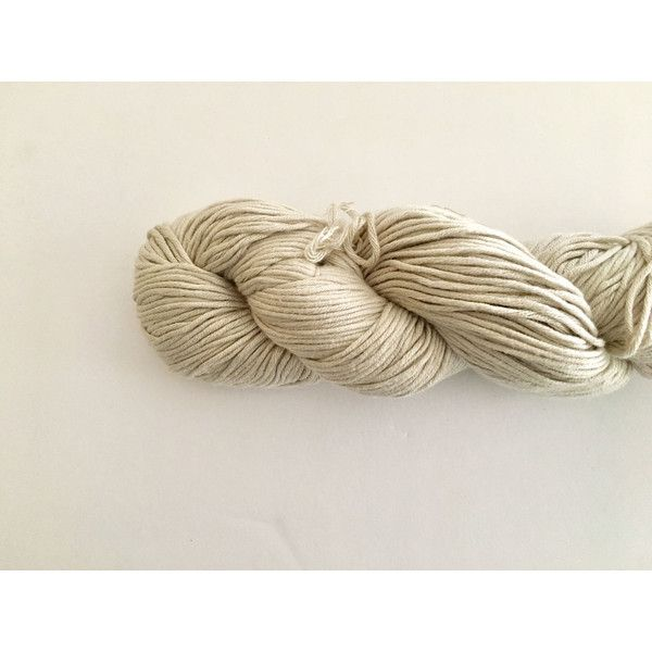 Beige Cotton Yarn SALE Berroco Modern Cotton worsted weight yarn,... ($4.67) ❤ liked on Polyvore featuring home, bed & bath, bedding, beige bedding, cream bedding, modern bed linen, ivory bedding and cotton bedding