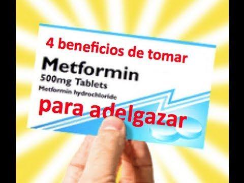 Cómo tomar Metformina para bajar de peso (sin ser diabético)