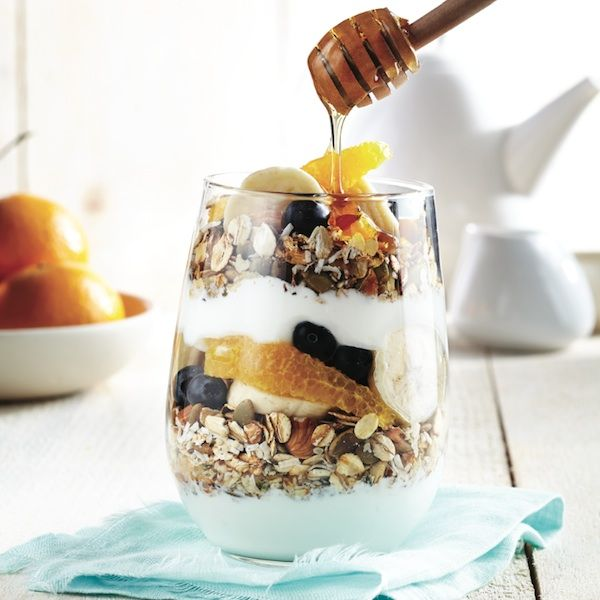 This toasted muesli recipe is lower in fat and sugar than granola, but higher in fibre and protein. - Chatelaine