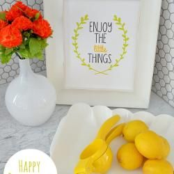 Free Printables -- Tatertots and Jello