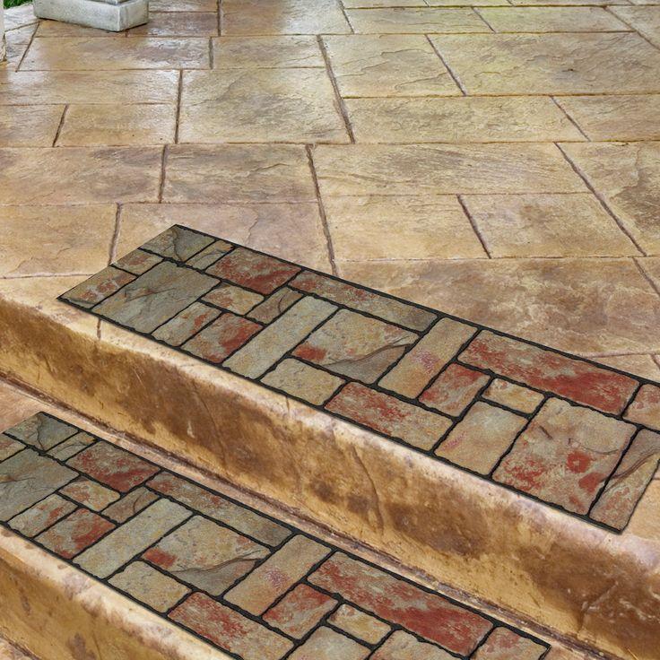 Decorative Outdoor Stair Treads | Master:MHK074