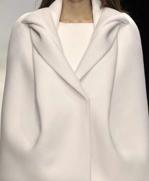 Immaculate folds by Tze Goh