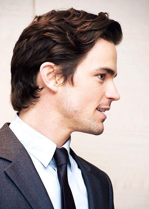Matt bomer haircut google search hairstyles - Neal caffrey hair ...