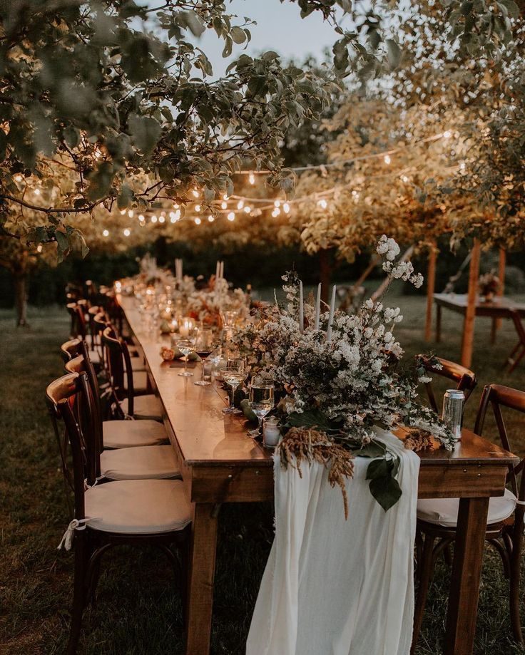 A Rustic Outdoor Wedding Reception In Stowe Vermont Click To See